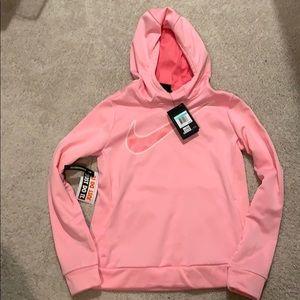 Nike Pink Sweatshirt - NWT - Girls XL